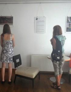 Ausstellung Freiräume
