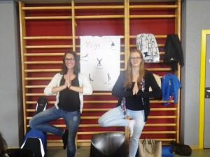 Yogagirls HP