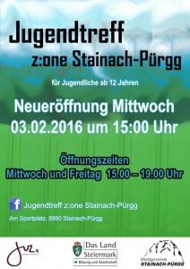 Plakat_Stainach